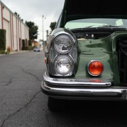 daimler repair Vintage usa benz