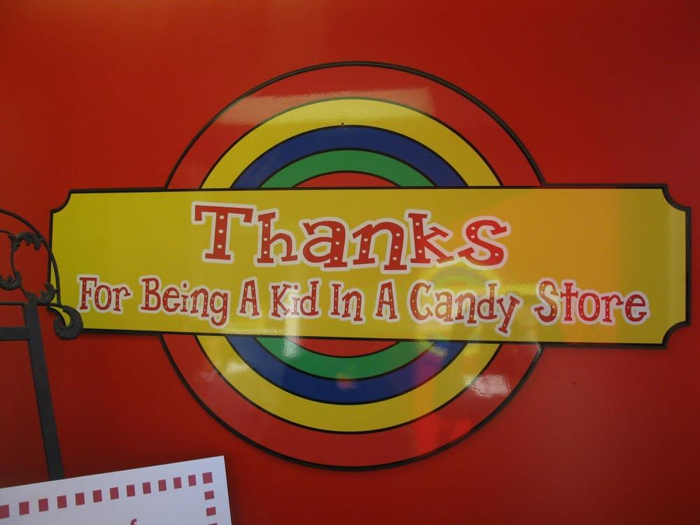 Sweet Candy Café: 212 N Chestnut St, Lumberton, NC