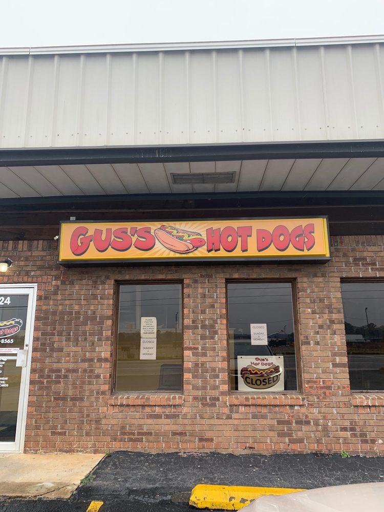 Gus's Hot Dogs: 224 Brooklane Dr, Bessemer, AL