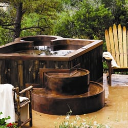 Photo Of Diamond Spas Frederick Co United States Copper Hot Tub
