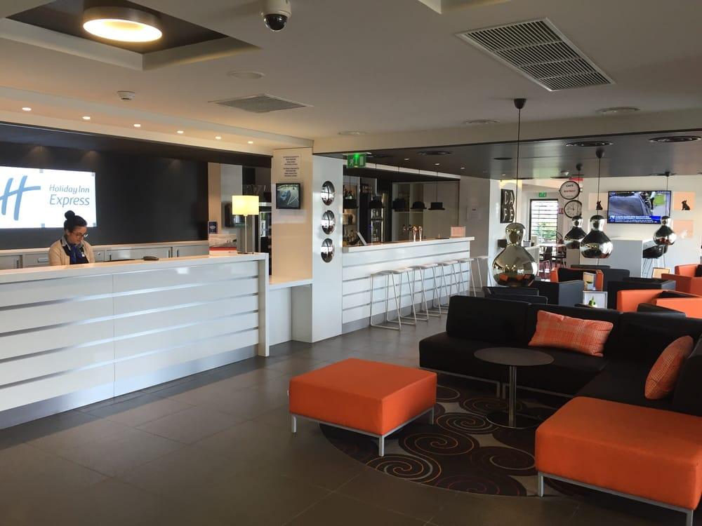 Holiday Inn Express - Saint-Apollinaire