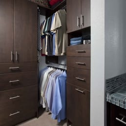 Photo Of Urban Closet   North York, ON, Canada. Chocolate Pear Drawers