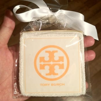 Photo of Tory Burch - Bellevue, WA, United States. Designer cookie they  handed