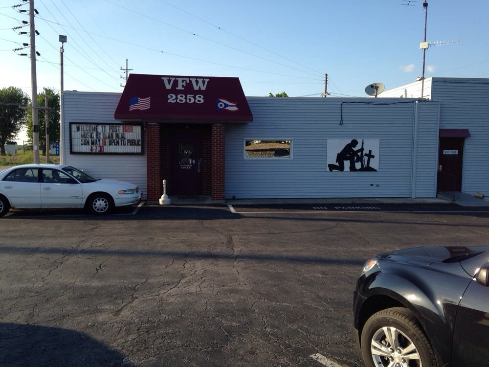Veterans of Foreign Wars: 345 N Hopewell Twp Rd 91, Tiffin, OH