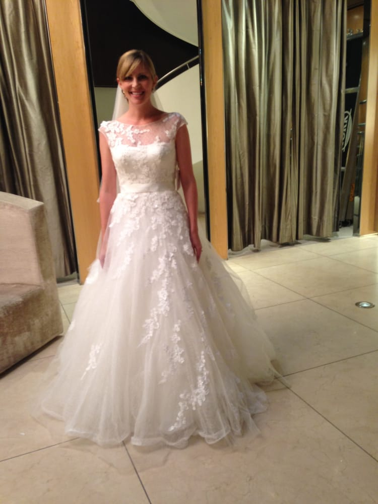 Wedding Dress Ping Nyc Yelp : Photo of pronovias new york ny united states