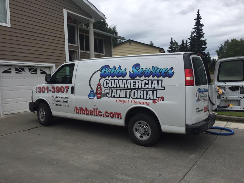 Bibbs Commercial Cleaning Services