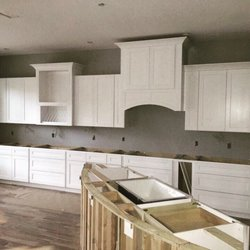Ordinaire Photo Of Titan Cabinets   Orlando, FL, United States. White Shaker Kitchen  ...