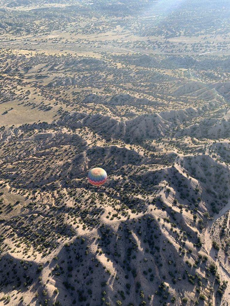 Santa Fe Balloon: Santa Fe, NM