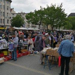 Flohmarkt berlin unter der woche