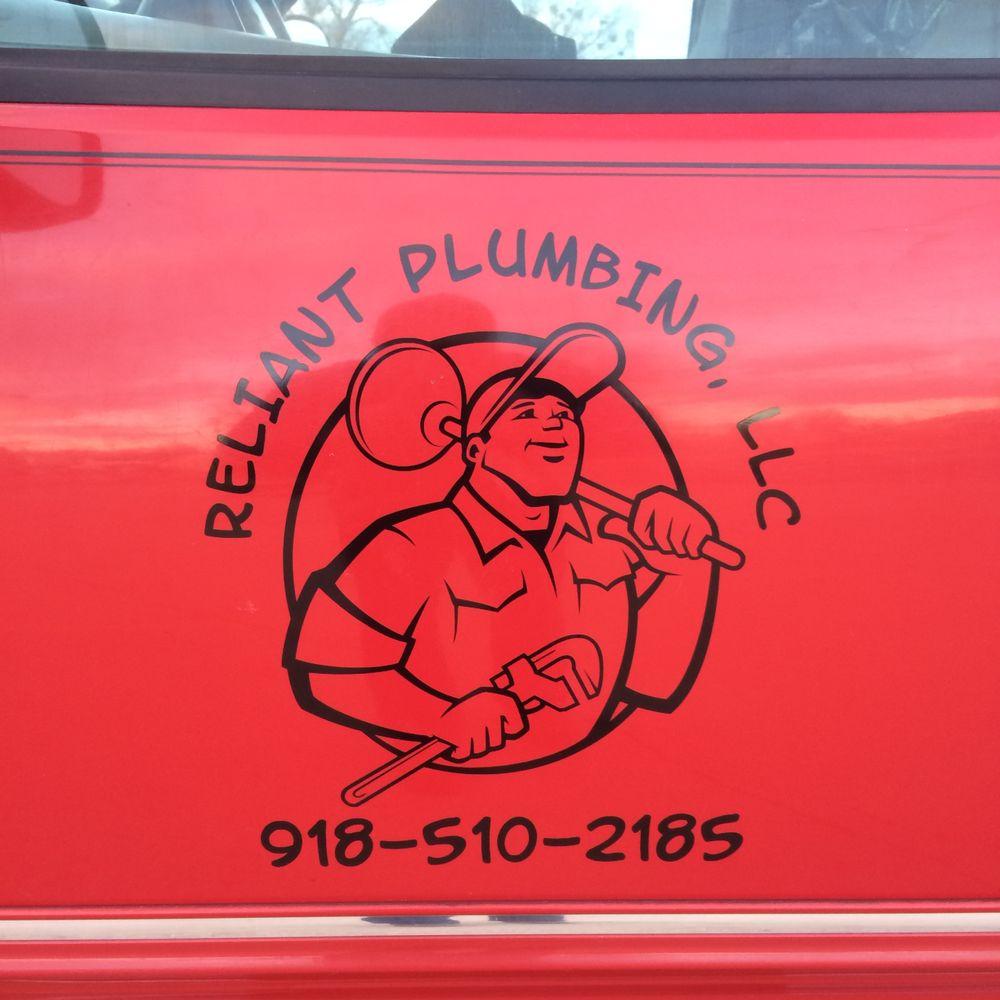 Reliant Plumbing: 147 S Cypress St, Kellyville, OK