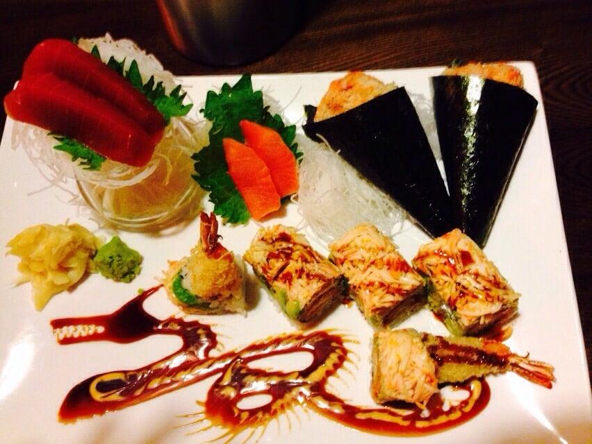 Ichiban Japanese Steakhouse: 181 Grant Ave, Auburn, NY