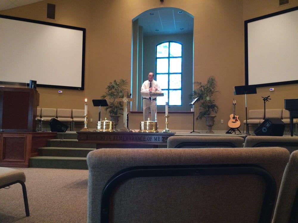 First Christian Church: 2501 N Park Ln, Altus, OK