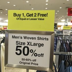 2e4f049175def Dillard s Clearance Center - 28 Reviews - Department Stores - 1401 W  Esplanade Ave