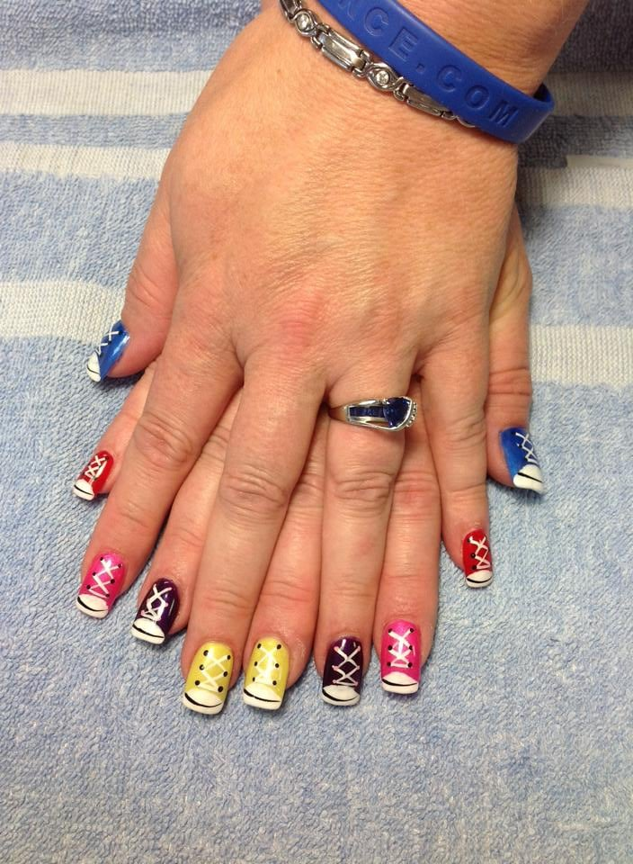 Photos for Funky Nails & Spa - Yelp