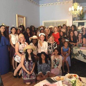 Photo Of Elise S Tea Room Long Beach Ca United States