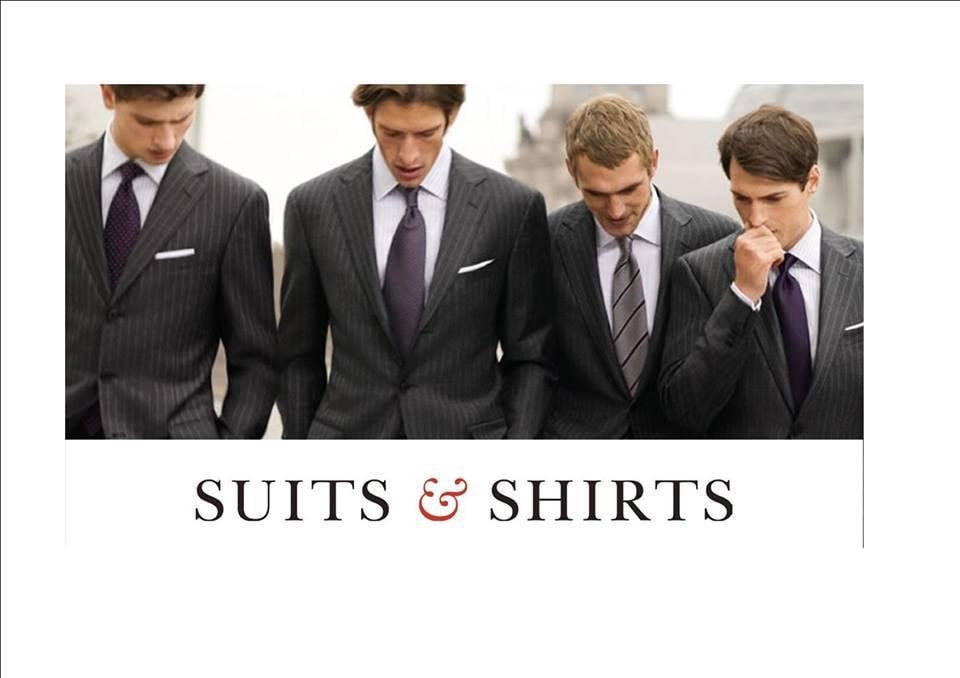Suits & Shirts Göteborg