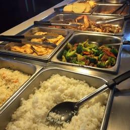 Asian garden buffet kent
