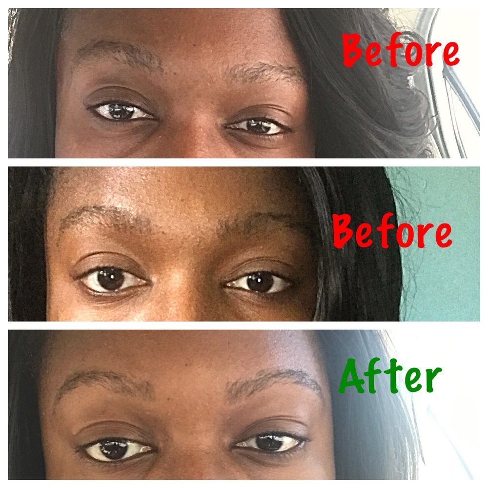 Look Perfect Eyebrows Salon Eyebrow Services 66 22 Grand Ave