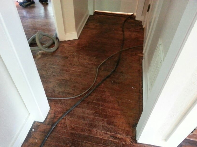 Heritage Hardwood Floor: Dousman, WI