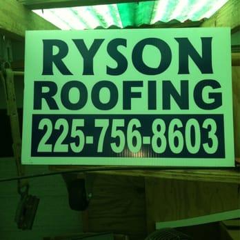 Photo Of Ryson Roofing   Baton Rouge, LA, United States
