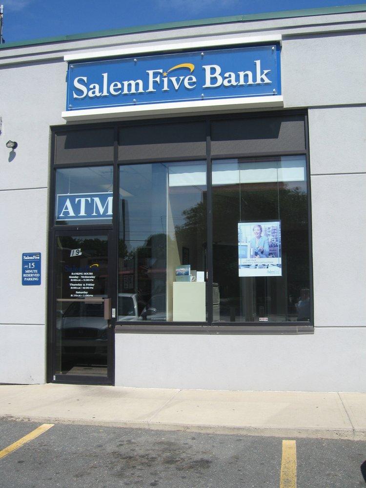 Salem Five - Salem, MA (2 Branch Locations)