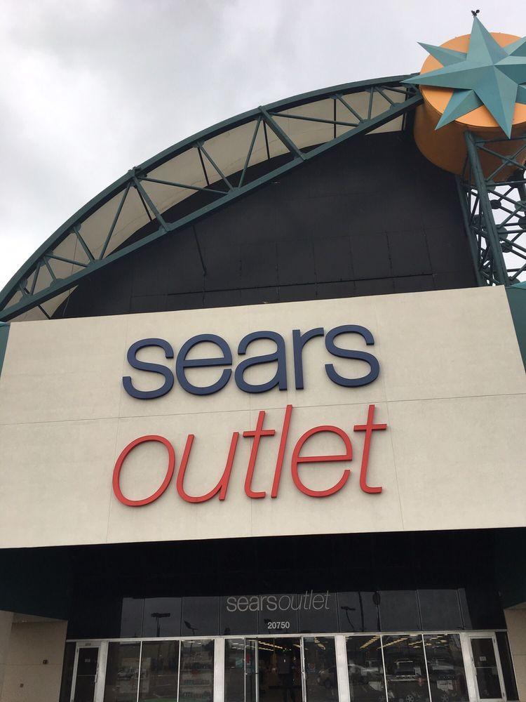Sears outlet webster