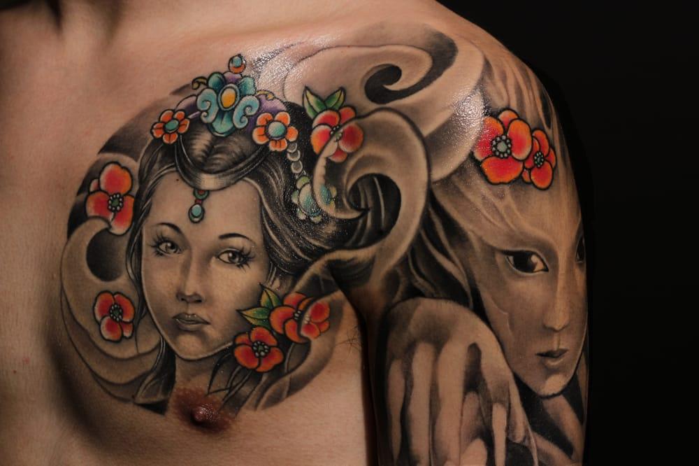 Diamond Tattoos: 141 W 41st St, New York, NY