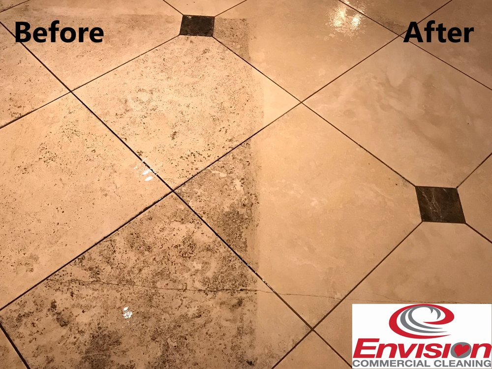 Envision Commercial Cleaning: 52 E Crescentville Rd, West Chester, OH