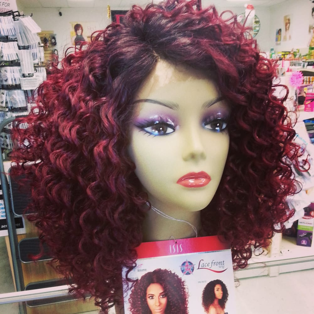 Isis Lace Front Wig Super Teyana Super Volume Yelp