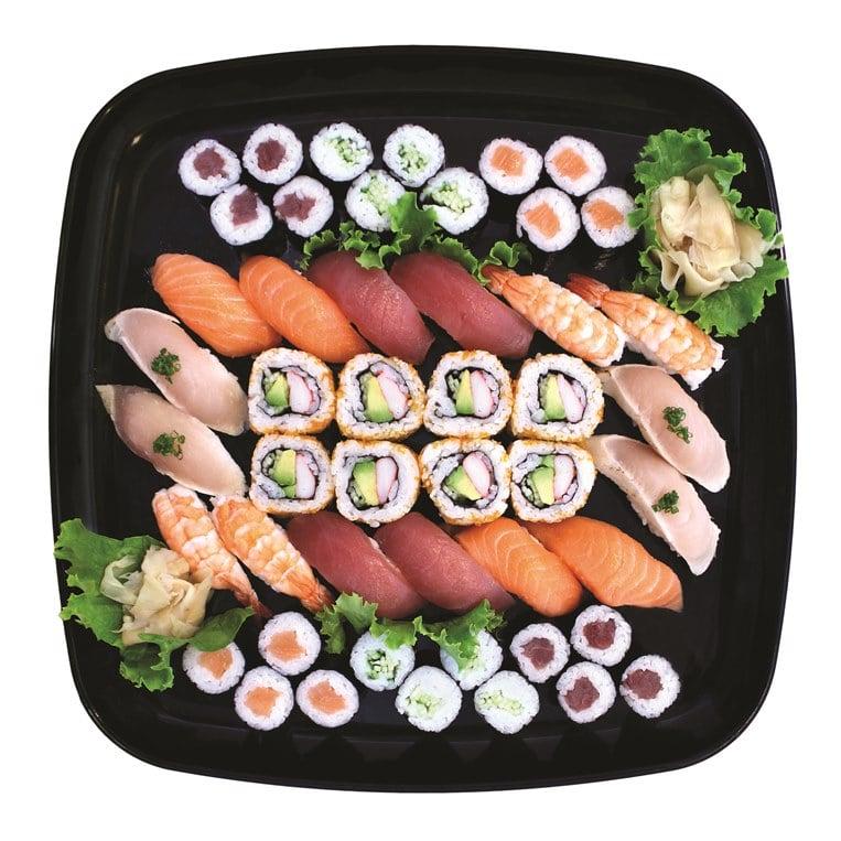 whole foods sushi menu
