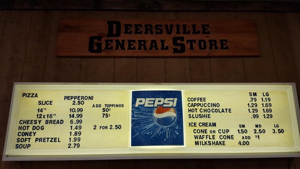 Deersville General Store: 212 N Main St, Deersville, OH