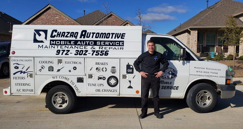 Chazaq Automotive: Anna, TX
