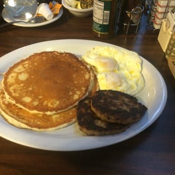 Photo Of Morgans Country Kitchen Florence Or United States Pancake And Eggs