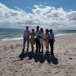 Photo Of Wedding Officiant Affordable Ocean Ceremonies Beach Weddings Pompano Fl