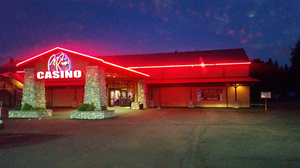 Pit River Casino: 20265 Tamarack Ave, Burney, CA