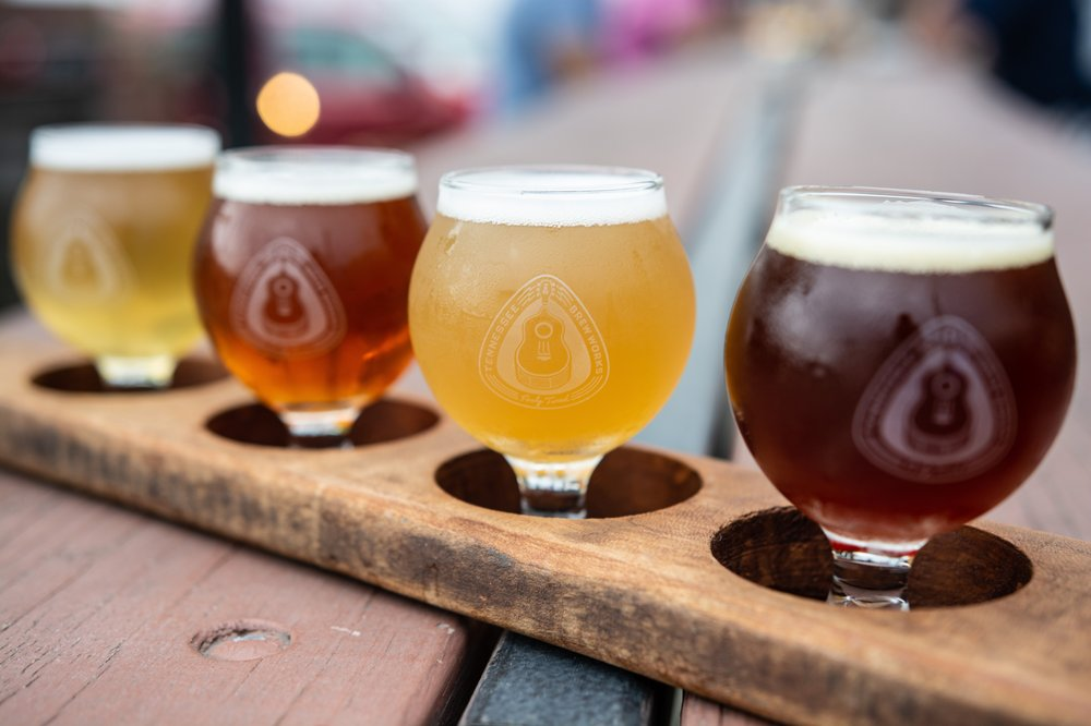 Social Spots from Tennessee Brew Works