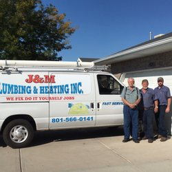 J M Plumbing Heating Air