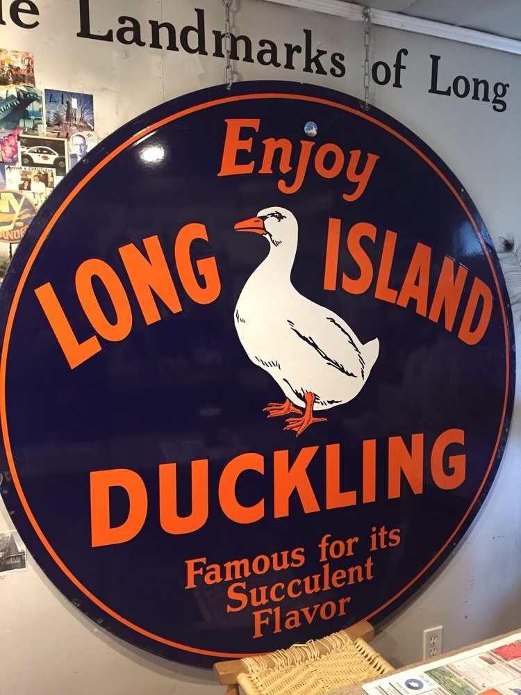 The Big Duck: Hwy 24, Riverhead, NY
