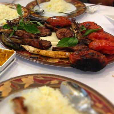 Alborz persian restaurant persisch 1 harrow rd auburn for Alborz persian cuisine