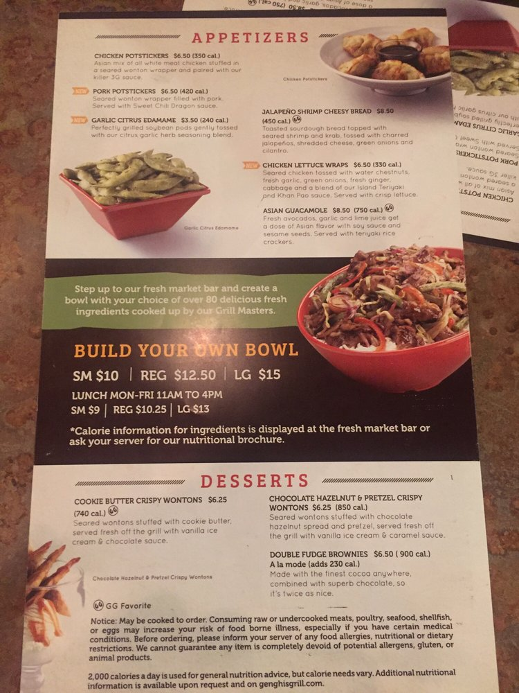 Build Your Own Stir Fry Yelp