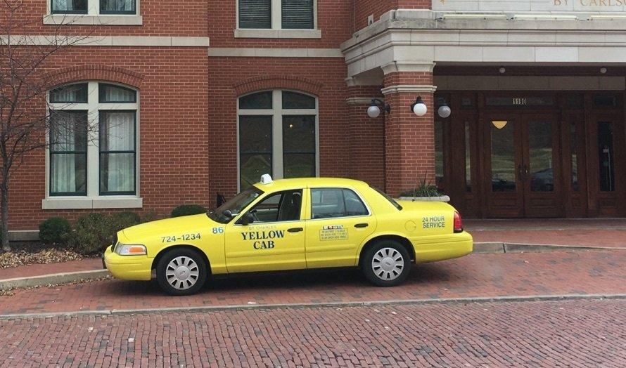 St Charles Yellow Cab: 505 Jefferson St, Saint Charles, MO