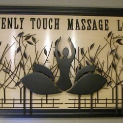 Heavenly Touch Massage Lounge and Wellness logo
