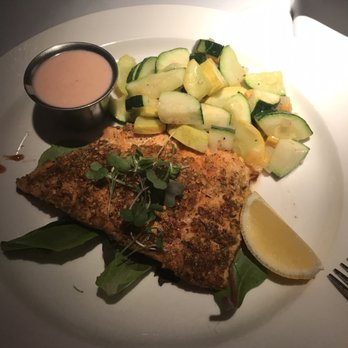 Photo Of The Patio On Guerra   McAllen, TX, United States. Pistacho Salmon