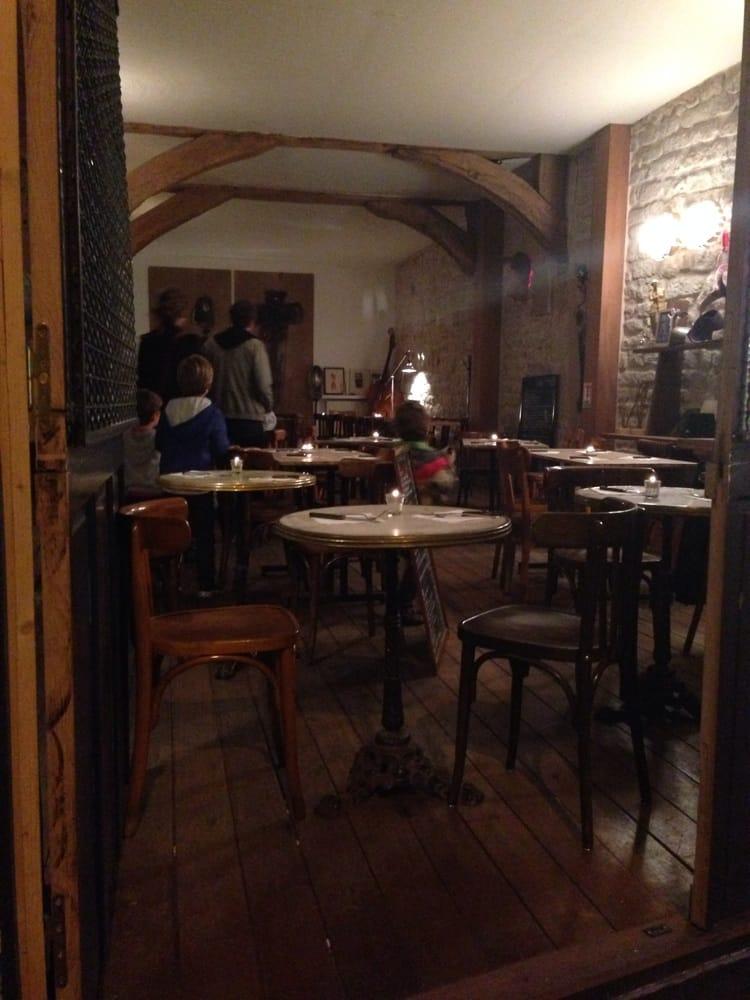 L agence 10 avis bars vins 36 rue des vinaigriers canal st martin gare de l 39 est paris - Restaurant rue des vinaigriers ...