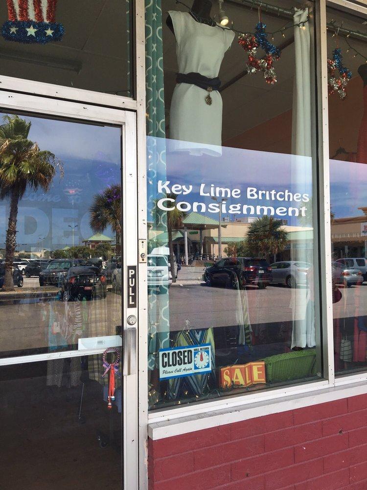 Key Lime Britches: 813 Peacock Plz, Key West, FL