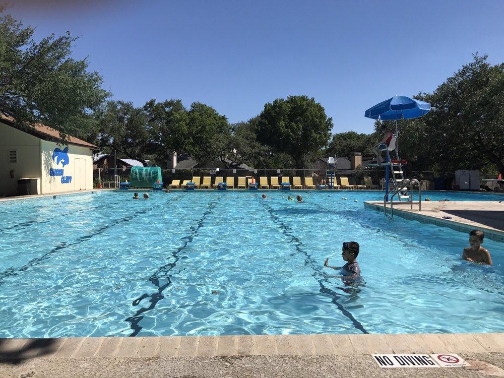 Shadow Cliff Swim Club Swimming Pools 15110 Eagle Grove St San Antonio Tx Phone Number