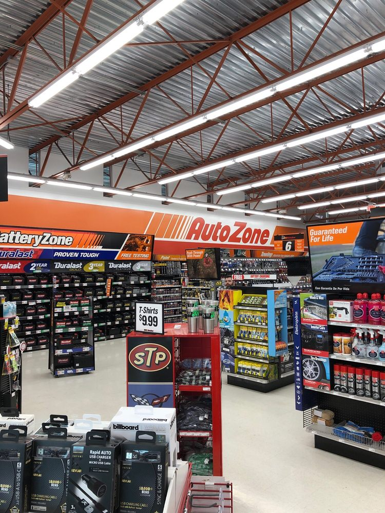 Autozone: 825 NW Murray Blvd, Portland, OR