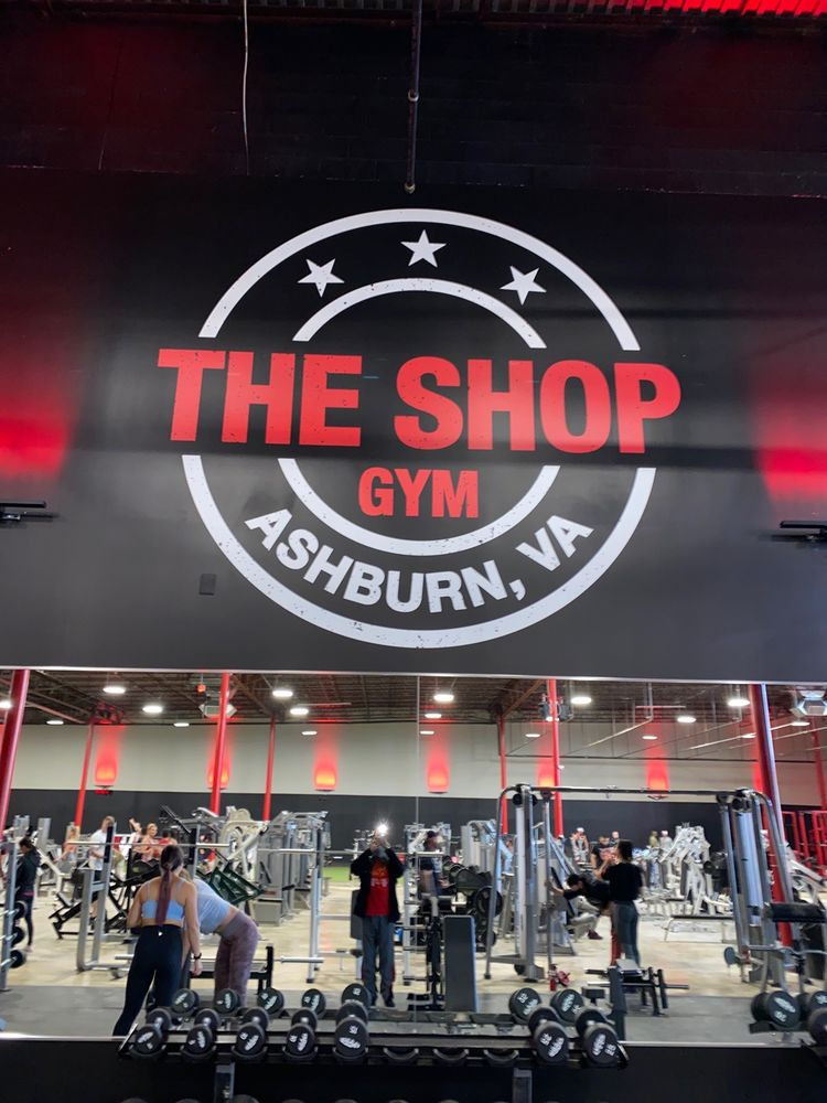 The Shop Gym: 43761 Parkhurst Plaza, Ashburn, VA