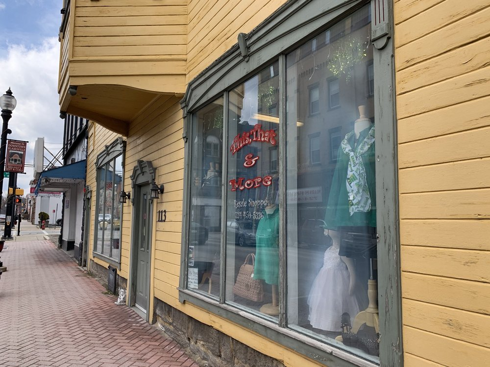 This, That & More: 113 E Market St, Blairsville, PA