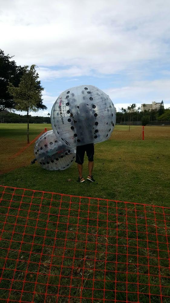 Knockerball Hawaii